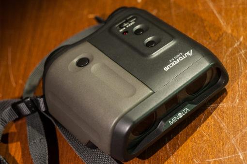 Minolta Autofocus 10x25 5.2 degree Binocular