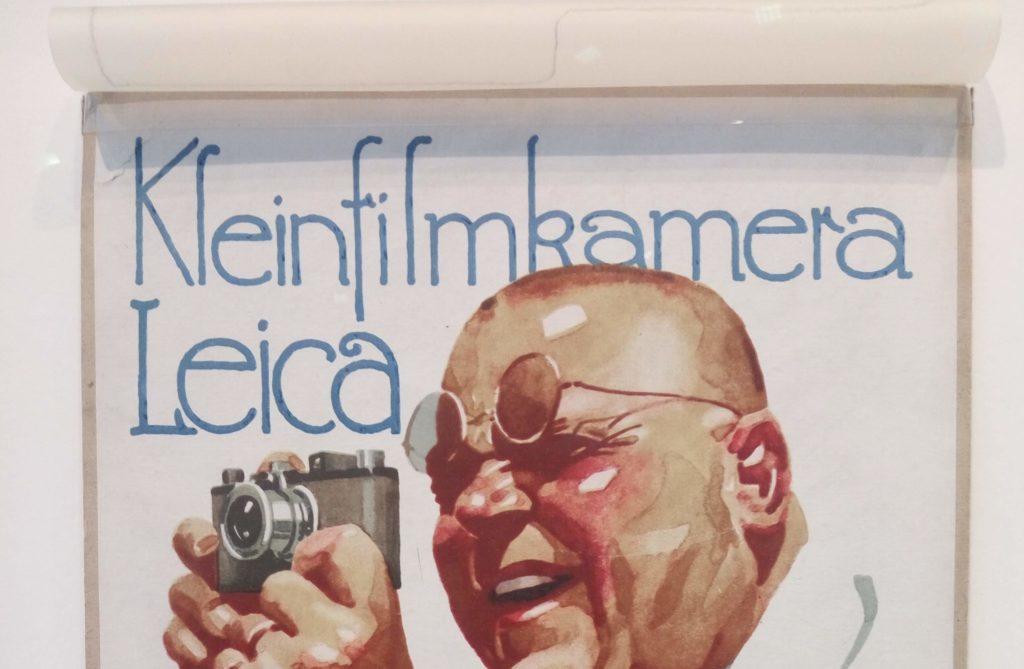 Add kleinfilmkamera Leica