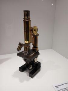 Leitz microsope 1920