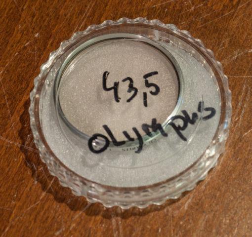 Olympus 43.5mm Skylight filter
