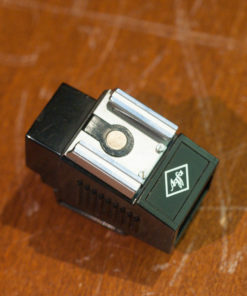 Agfa viewfinder with accessory shoe