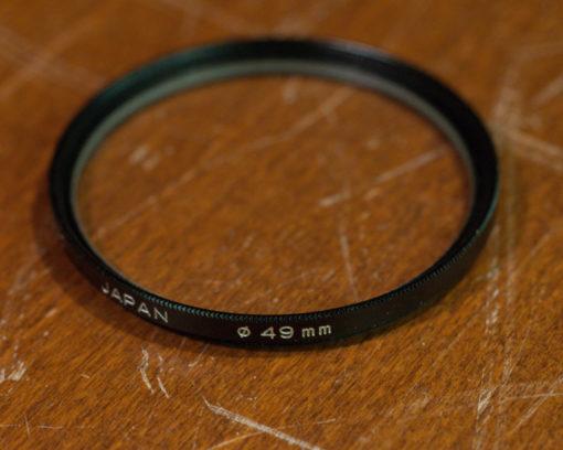 Minolta L35 (UV) filter 49mm