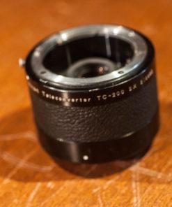 Nikon TC-200 2x teleconverter ai