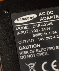 Samsung DSP-6014B 14V adapter