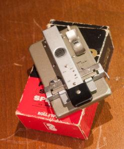 Fujica Single-8 Splicer new in box