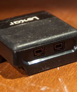 Lexar CF card reader Firewire800