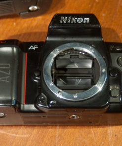 2x Nikon F801 body