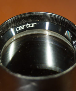 Pentor 200mm F4.5 + Macro tubes and 2x extender