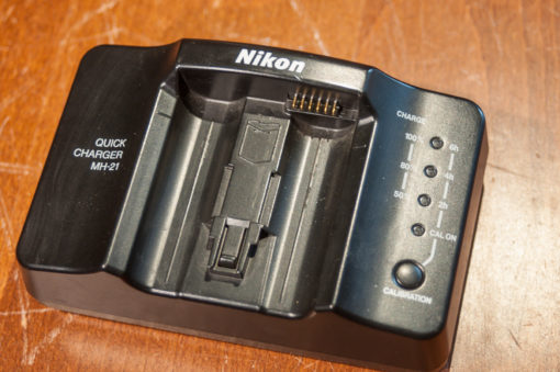 Nikon Quick Charger MH-21