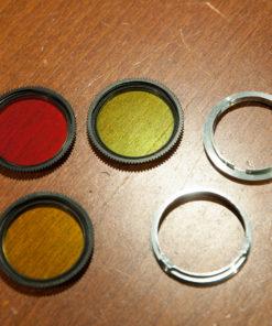 Rollei Filterset Y/R/G
