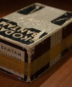 Kodak Eastman : Bantam f4.5