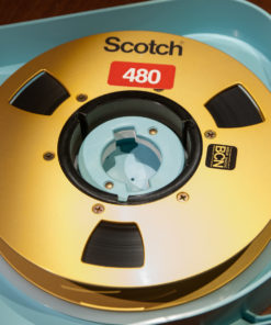 Scotch 3M 480Studio Broadcast Video Tape