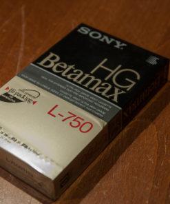Sony HG BETAMAX L-750