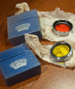 Schneider Kreuznach Filter Set Yellow / Orange