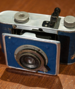 Foth Derby Original Blue(rigid viewfinder)