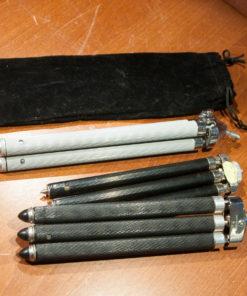 3 vintage tripods (aprox 100cm)