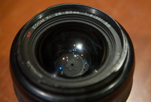 Minolta AF xi 28-80mm F4-5.6