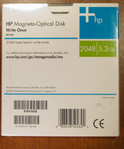 "HP 88146J, 5,25"" MO Disk Worm, 5,2 GB, Data Cartridge"