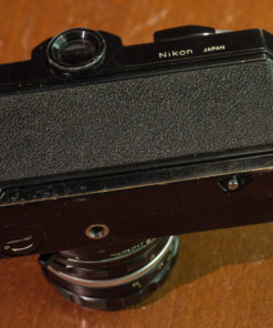 Nikon Nikkormat FT-n + Nikkor HC 50mm F2.0