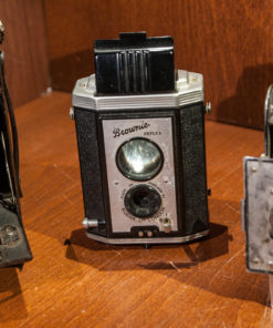 Kodak cameras - brownie autographic - brownie reflex - vestpocket 127 autographic