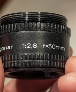 Rodenstock Rogonar 50mm F2.8 enlarging lens (LSM/M39)