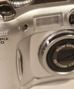 Nikon Coolpix 3100 + 2x Sharper I.M. 3in1