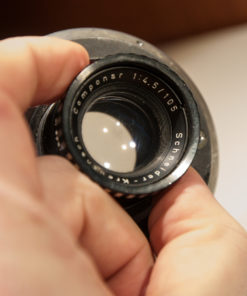 Schneider kreuznach Componar F4.5 - 105mm