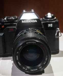 Miranda MS2 Super + Miranda 35-70mm