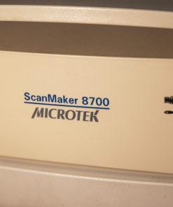 Microtek 8700 A4 filmscanner