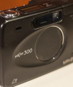 Minolta Vectis 300 Black APS/IX240