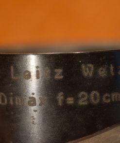 """Ernst Leitz Wetzlar Dimax 20CM (for 4x5"""")"""