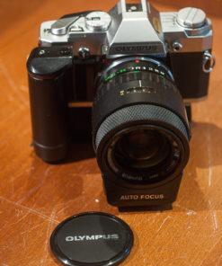 Olympus OM30 + 35-70mm Autofocus + winder