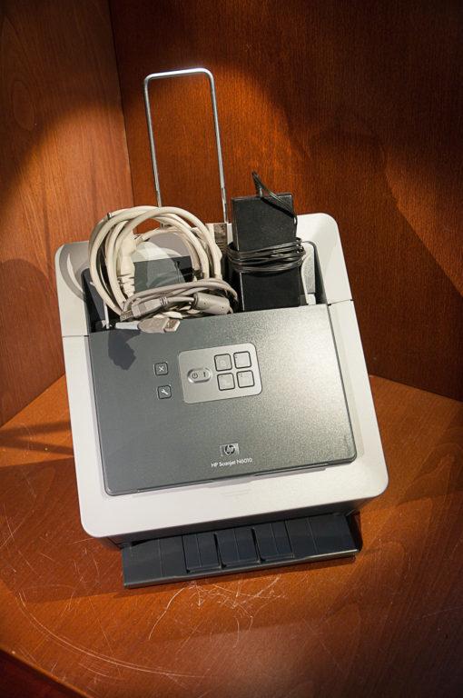 HP Scanjet N6010