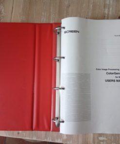 Users Manual ColorGenius EX for Macintosh