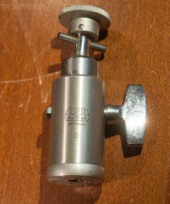 """Vintage E.LEITZ WETZLAR (Leica) KGOON """"D"""" Tripod Ball Head"""