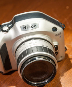 Nikon APS SLR Pronea-S with IX-Nikkor 30-60mm And original bag