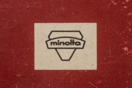 Minolta Extension bellows - SR with slide copier