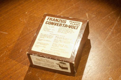 Franzuz Foreighn travel converta volt - 220v-110v converter