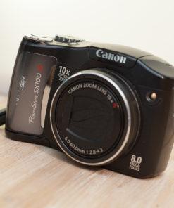 Canon Powershot SX100is