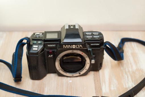 minolta Maxxum / Dynax 7000