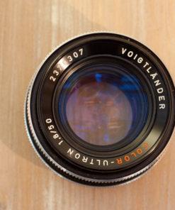 Voigtlander Ultron 50mm F1.8
