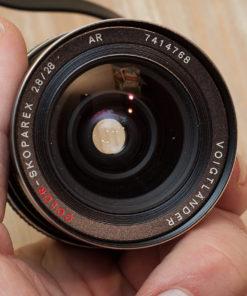 Voigtlander Skoparex 28mm F2.8 AR