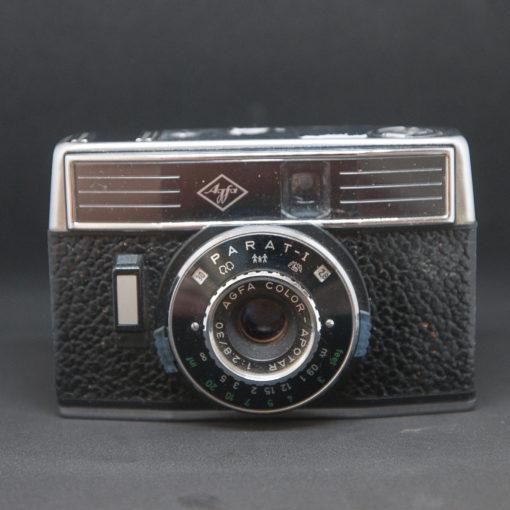 Agfa Paramat I - half frame camera