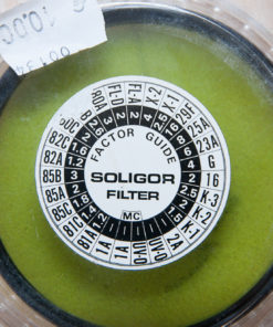 9 filter 77mm diameter / Soligor / pallas