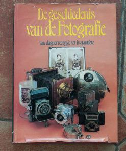 De geschiedenis van de fotografie - van Daguerreotypie tot instantfoto - C. en D. Wills