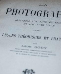 Photograhie / CH de Maimbressy + Lecons theoriques et pratiques - Leon Gody