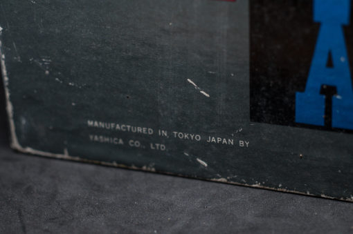 Yashica 44 box (no camera)