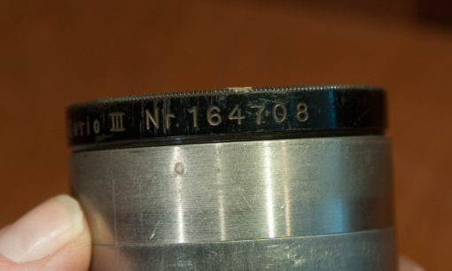 Ikon Kinostar F11cm Serie III