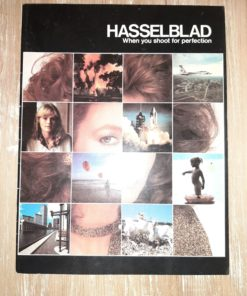 Hasselblad - When you shoot for perfection