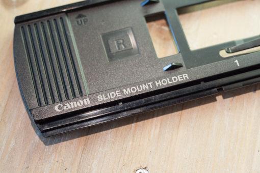 Canon Canoscan FS4000 slide mount holder 35mm